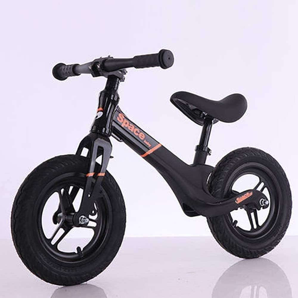ZHJ 12 Inches Suitable for 2-6 Old Tulsa Mall Balance Bike Years Magnesium 2021new shipping free shipping