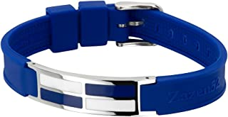 Zenturio Limited Sailing Edition Exclusive Magnet/ion/Health Bracelet – TÜV Rheinland Germany Certified – for Your Health and Wellbeing