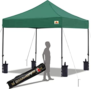 tailgate tent with sides