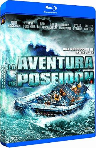 La Aventura De Poseidon [Blu-ray] [Spanien Import]
