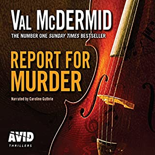 Report for Murder cover art