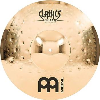 "Meinl 20"" Ride Cymbal - Classics Custom Extreme Metal - Made in Germany, 2-YEAR WARRANTY (CC20EMR-B)"
