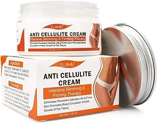 Hot Cream Cellulite Treatment,Slimming firming Cream,Break Down Fat Tissue,Tightens and Moisturizes Skin,Body Fat Burning ...