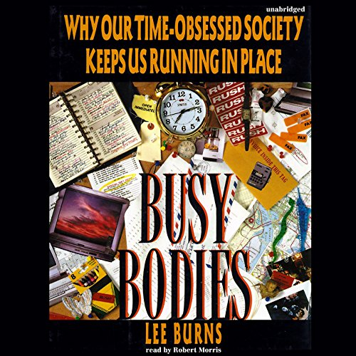 Busy Bodies audiobook cover art