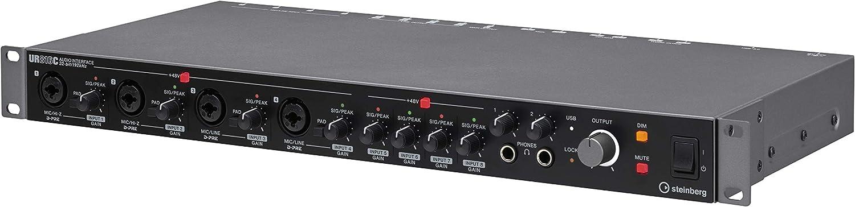 Super-cheap Steinberg UR816C 16x16 USB 3.0 Audio Interface AI Very popular with an Cubase