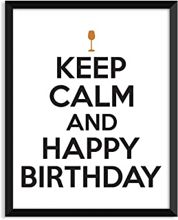 Best happy birthday keep calm posters Reviews