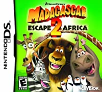 Madagascar Escape to Africa Nla