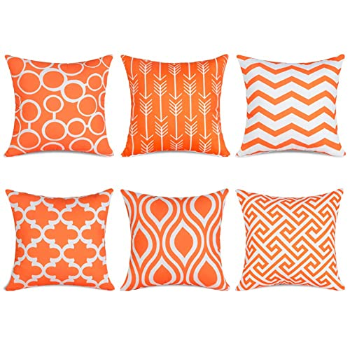 Orange Living Room Accessories: Amazon.co.uk