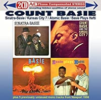 Four Classic Albums Plus (Sinatra - Basie / Count Basie And The Kansas City 7 / The Atomic Mr Basie / Basie Plays Hefti) by Count Basie
