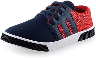 Bersache Men Canvas Sneakers Casual Shoes