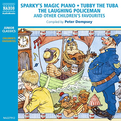 Sparky's Magic Piano                   By:                                                                                                                                 Naxos AudioBooks                               Narrated by:                                                                                                                                 Danny Kaye,                                                                                        Spike Jones,                                                                                        Harold Fraser-Simpson                      Length: 2 hrs and 26 mins     Not rated yet     Overall 0.0