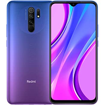 Xiaomi REDMI 9 Dual 64GB (Version Global) Sunset Purple