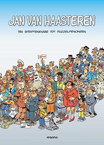 Jan van Haasteren: van striptekenaar tot puzzelfenomeen