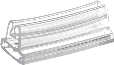 Brady DMC-4/10-30 DuraSleeve Wire Marking Carriers, Height, Width, Clear (