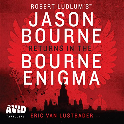 The Bourne Enigma cover art