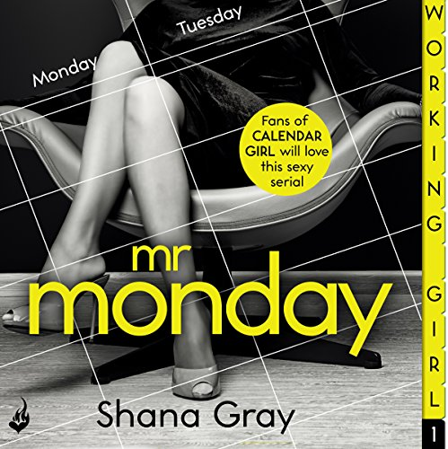 Working Girl: Mr Monday audiobook cover art