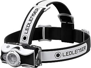 Led Lenser MH7 Headband flashlight Black,White - Led Lenser MH7, Headband flashlight, Black,White, Polycarbonate,Polymethy...
