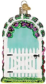 Old World Christmas Garden Trellis Ornament