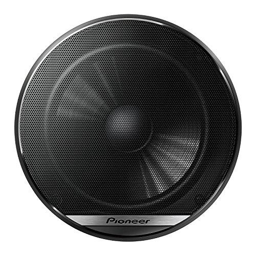 Pioneer TSG170C Lautsprecher 600 Watt 16,5cm Kompo inkl Einbauset für VW Golf IV Variant 10/1997-10/2003