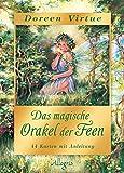 Das magische Orakel der Feen: 44 Karten mit Anleitung - Doreen Virtue