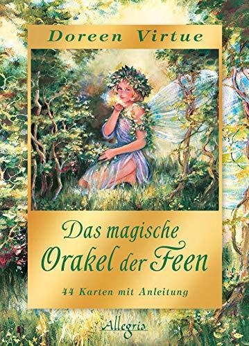 Das magische Orakel der Feen: 44 Karten mit Anleitung