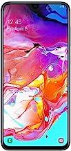 Unlocked Samsung Galaxy A70 - 128GB - Black - SM-A705U (Renewed)