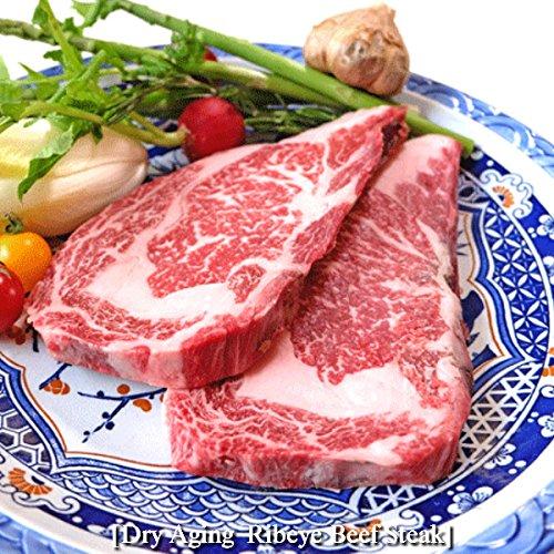 超熟成とちぎ霧降高原牛45日白カビドライエイジング230g2パック tochigi kirifuri beef 45days whisky dry aging beef 230g2pack