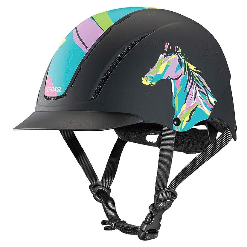 TROXEL Performance Headgear Troxel Spirit Pop Art Pony Helmet Popart Small