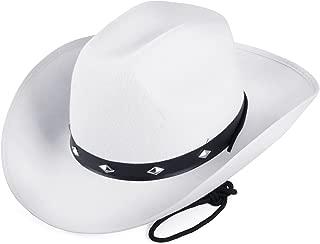 Cowboy Hat - Studded Cowboy Hat - Cowboy Costume Accessories - Western Cowboy Hat
