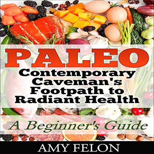 Paleo: A Beginner's Guide audiobook cover art