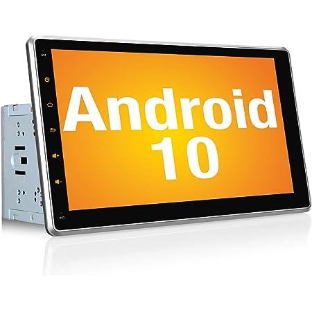 Pumpkin Android 10 Car Radio Moniceiver With Sat Nav Elektronik