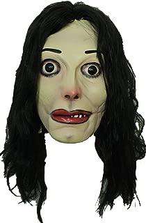 Ayuwoki Mask Crappy Horror Meme Full Overhead Deluxe Mask Adult Size