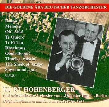 The Golden Era of the German Dance Orchestra: Kurt Hohenberger (1937-1943)