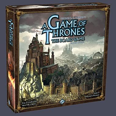 Fantasy Flight Games A Game of Thrones: The Board Game 2nd Edition