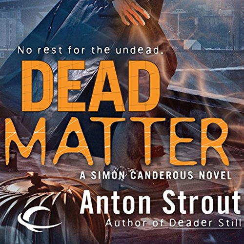 Dead Matter audiobook cover art