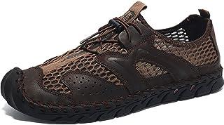 Zapatos de Hombre, Zapatos de Malla Transpirables, cubrezapatos Deportivos Casuales, Zapatos para Correr Salvajes de Moda ...