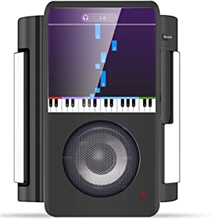 Hand Roll Electronic Piano 61 Key 88 Key Portable Hand Roll Piano Beginner Adult Folding Keyboard, 4.3 Inch Display (Color...