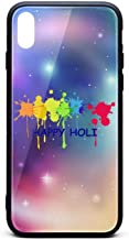 Holi hai The Festival of Color Trendy Smart Cool Mobile iPhone x xs case