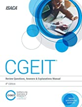 CGEIT Review Questions, Answers & Explanations, 4th Edition
