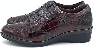 Zapato Pitillos 6314 Marrón para Mujer