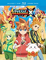 Puzzle & Dragons X: Part One/ [Blu-ray] [Import]