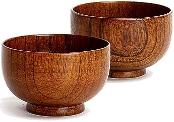 Explore wood bowls for food | Amazon.com