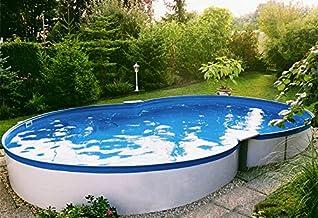 mypool Set (7piezas): Ocho Forma Pool » estándar « Incluye Filtro de arena (en 5tamaños) 250cm x 110cm x 432cm