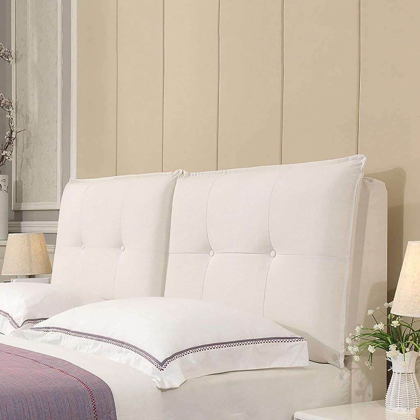 民族主義フライト時々時々WCH クッションダブルベッド長枕背もたれ枕ソファソフトバッグ (Color : D, サイズ : 150X60cm)