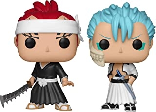 Funko Pop! Animation: Bleach Series 2 Collectible Vinyl Figures, 3.75