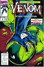 Venom Lethal Protector #3 : A Verdict of Violence (Marvel Comics)