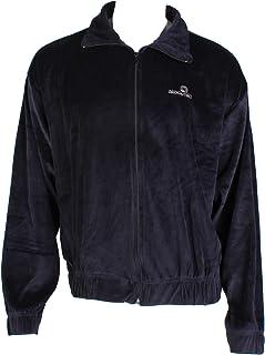 Akademiks Super Soft Velour Tracksuit Jacket