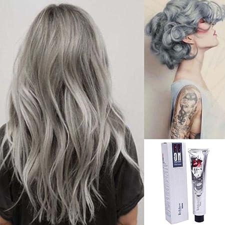 so-buts Fashion permanente Punk tinte de pelo luz gris plata color crema 100 ml