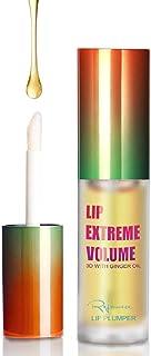 Lip Plumper Lip Gloss by Rejawece - Lip Plumping Balm Plumper Device Lipstick Treatment - Clear Lip Plump Gloss - Enhancer...