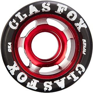red roller skate wheels